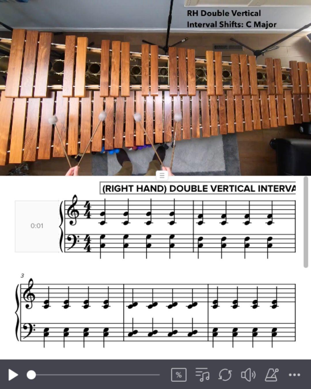 RH DV Interval Shifts