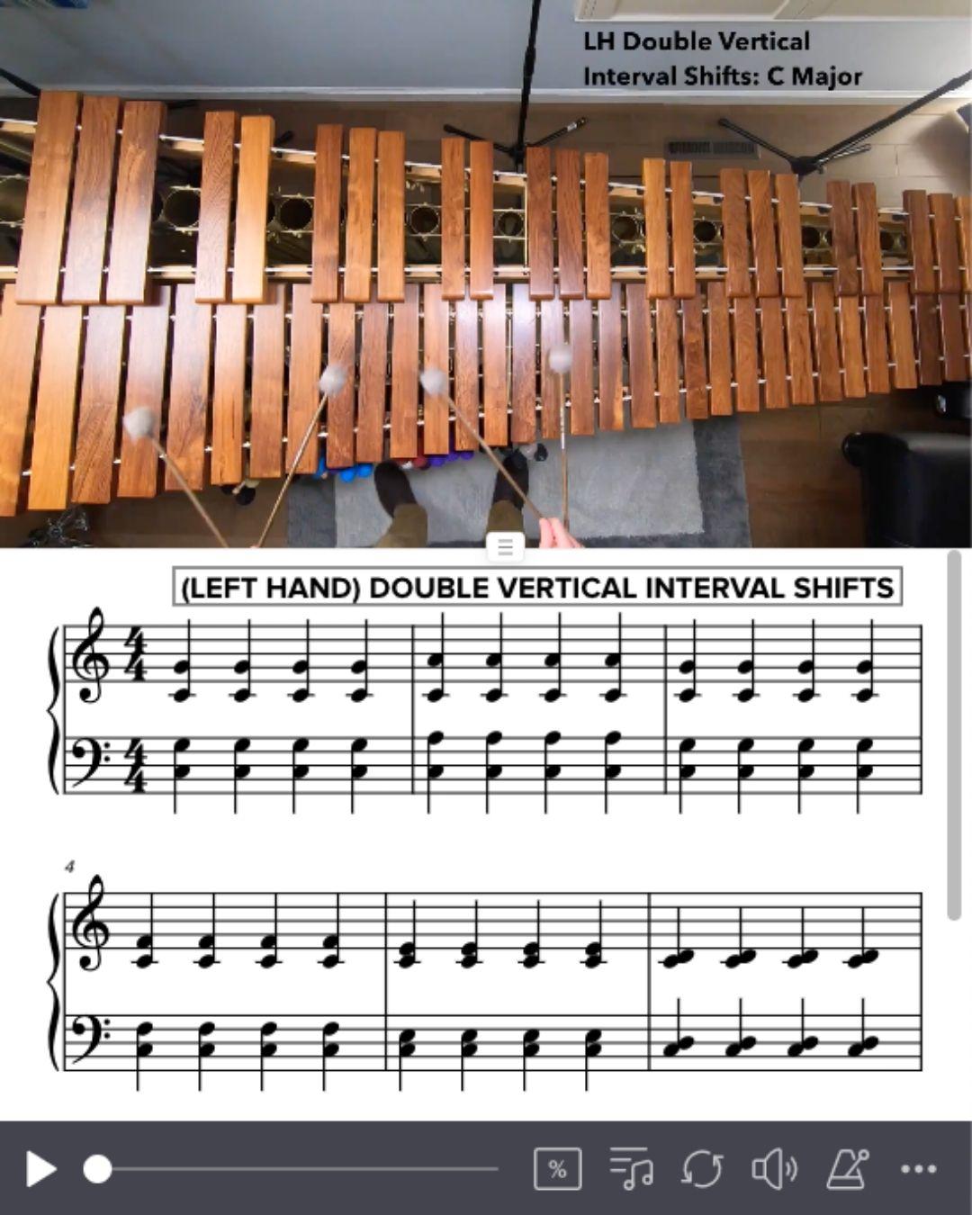 LH DV Interval Shifts