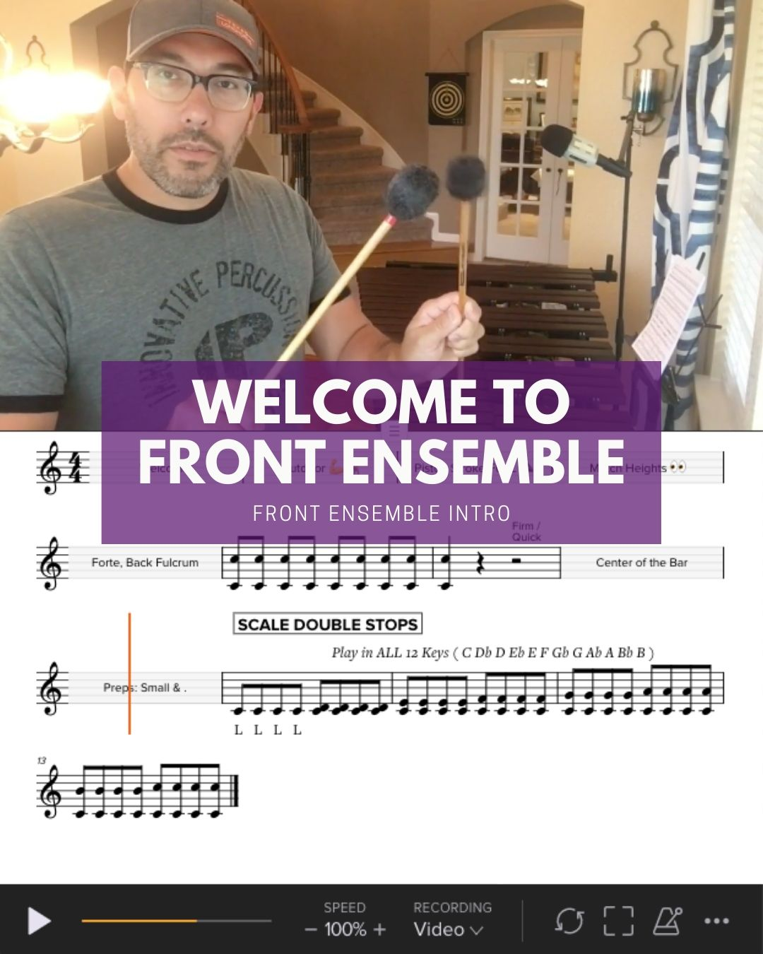 Welcome to Front Ensemble