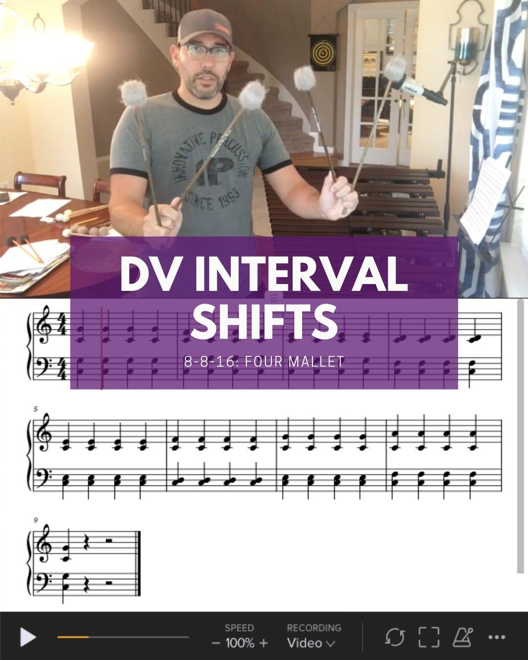DV Interval Shifts