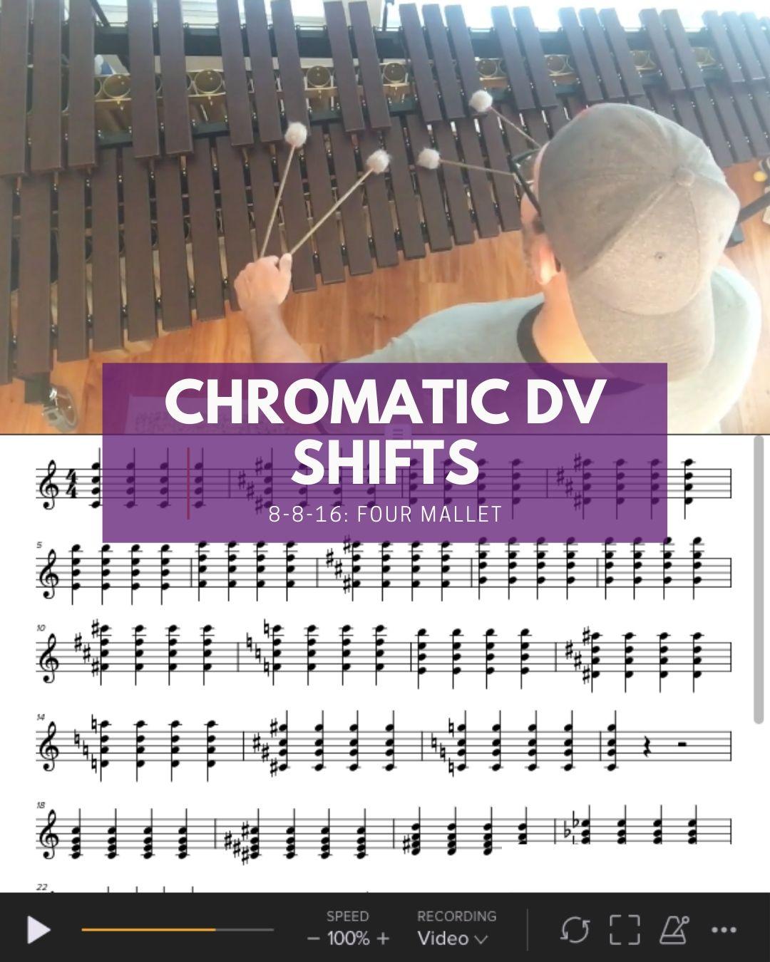 Chromatic DV Chords