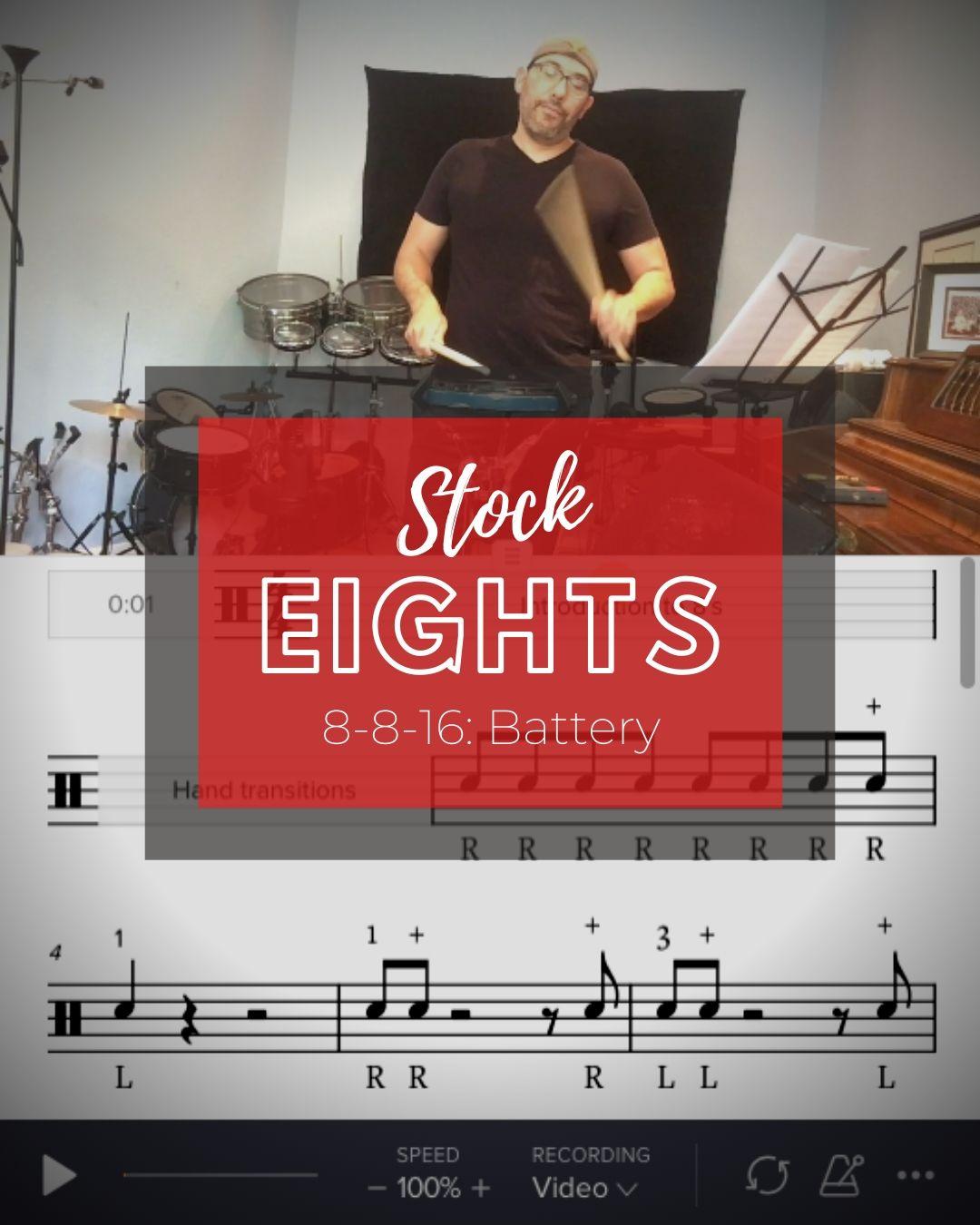 Stock 8's