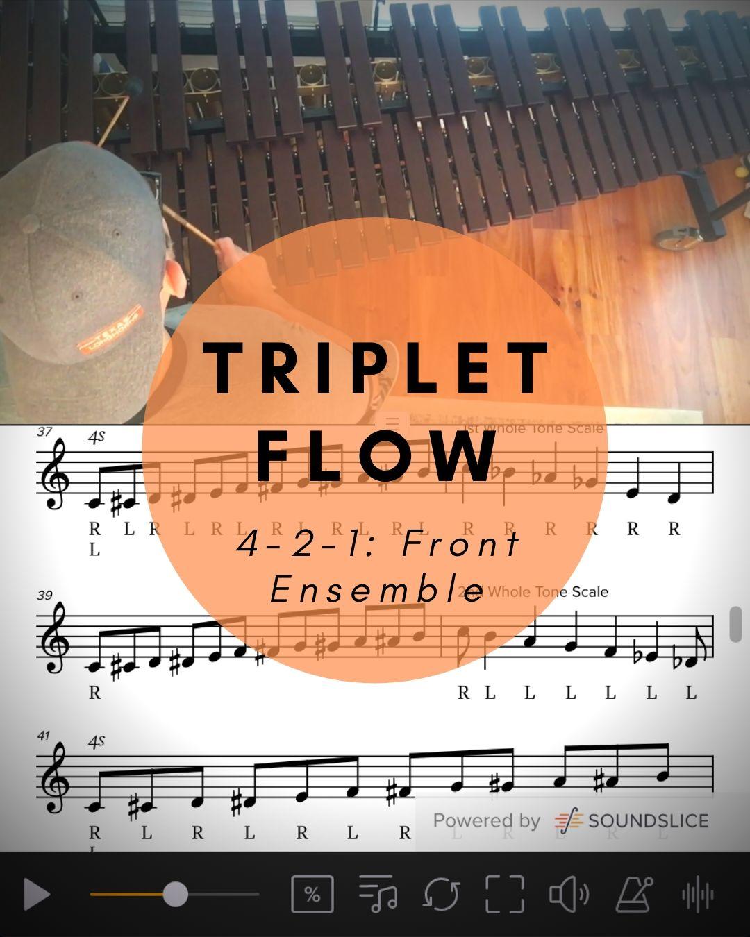 Triplet Flow