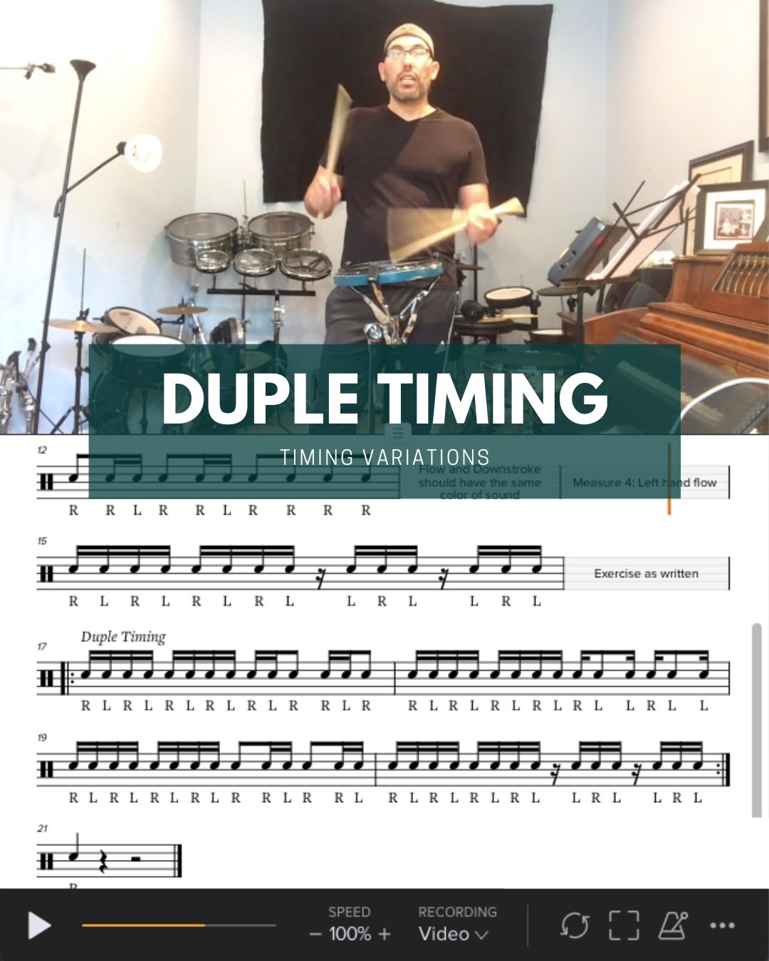 Duple Timing
