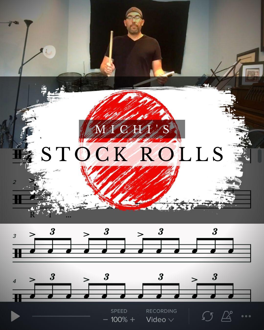 PA Stock: Rolls