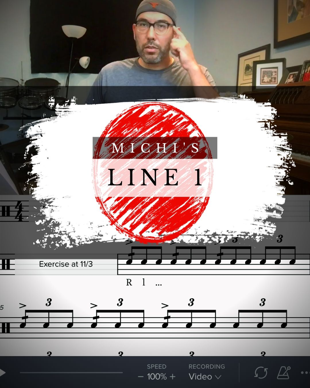 Variations Line 1