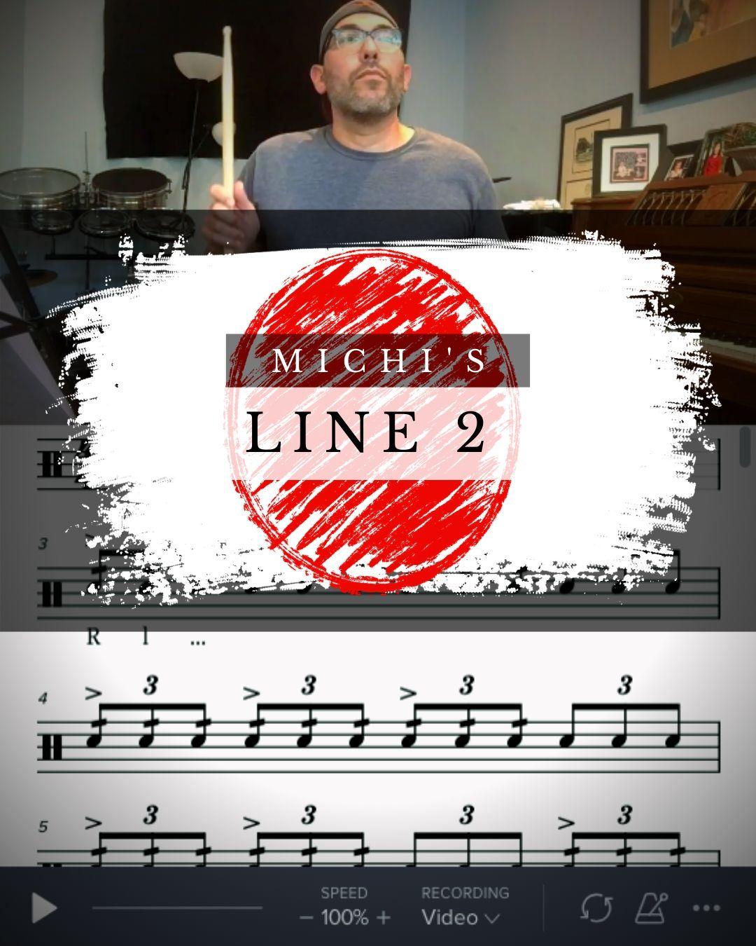 Variations Line 2