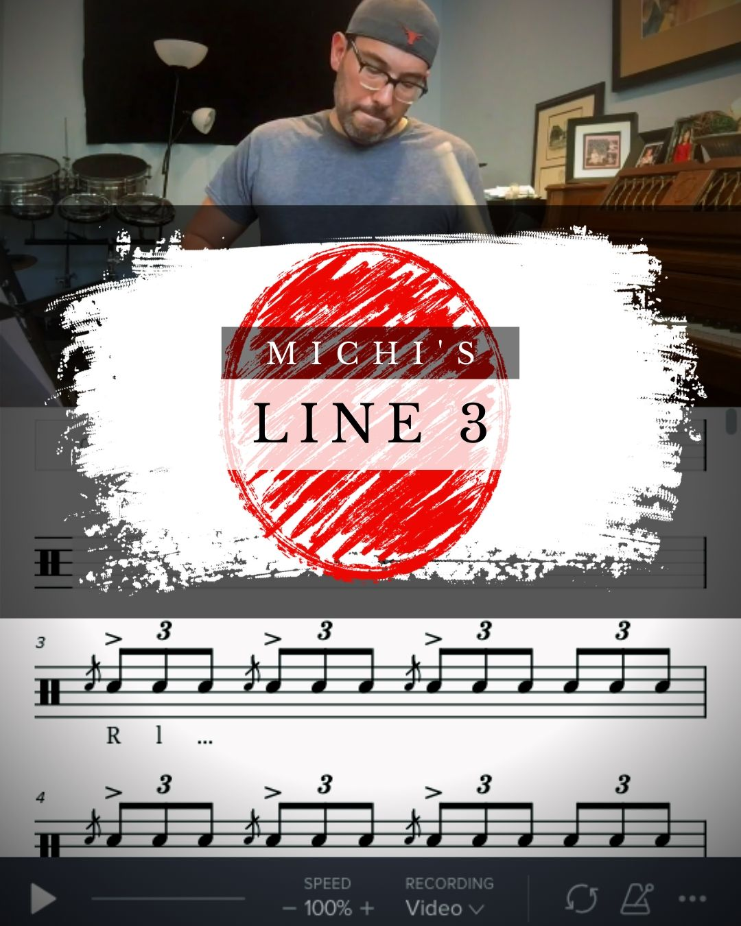 Variations Line 3