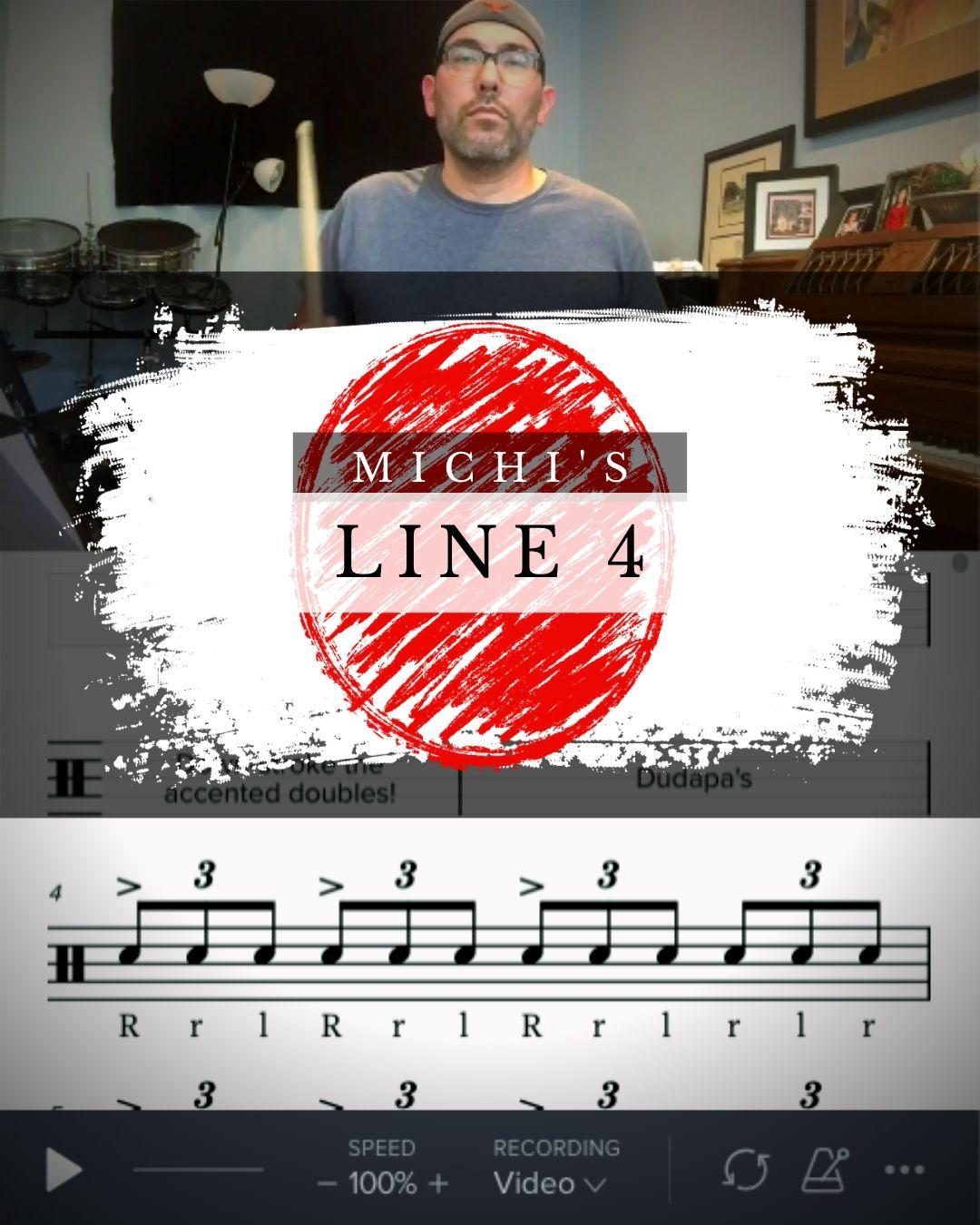 Variations Line 4