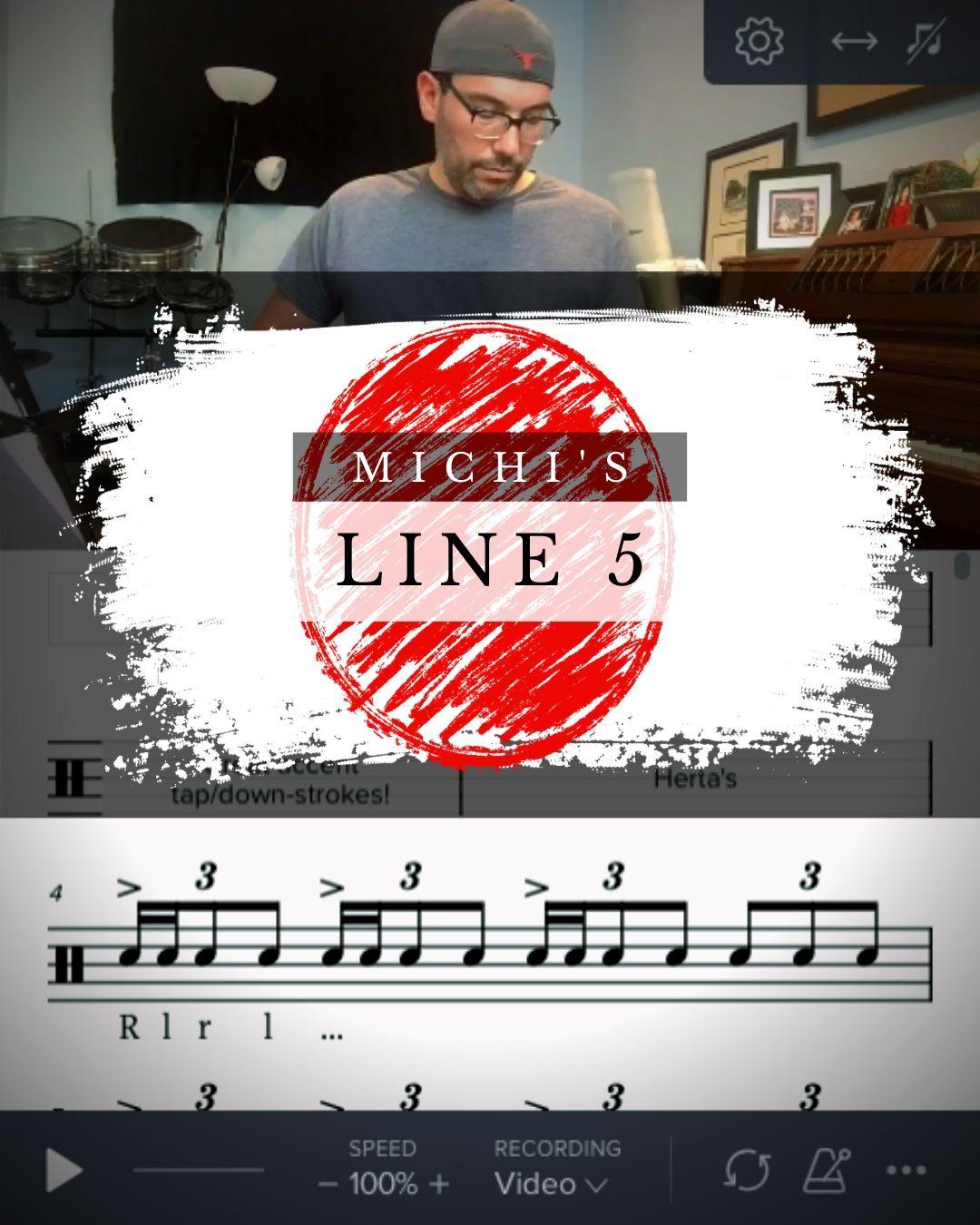 Variations Line 5