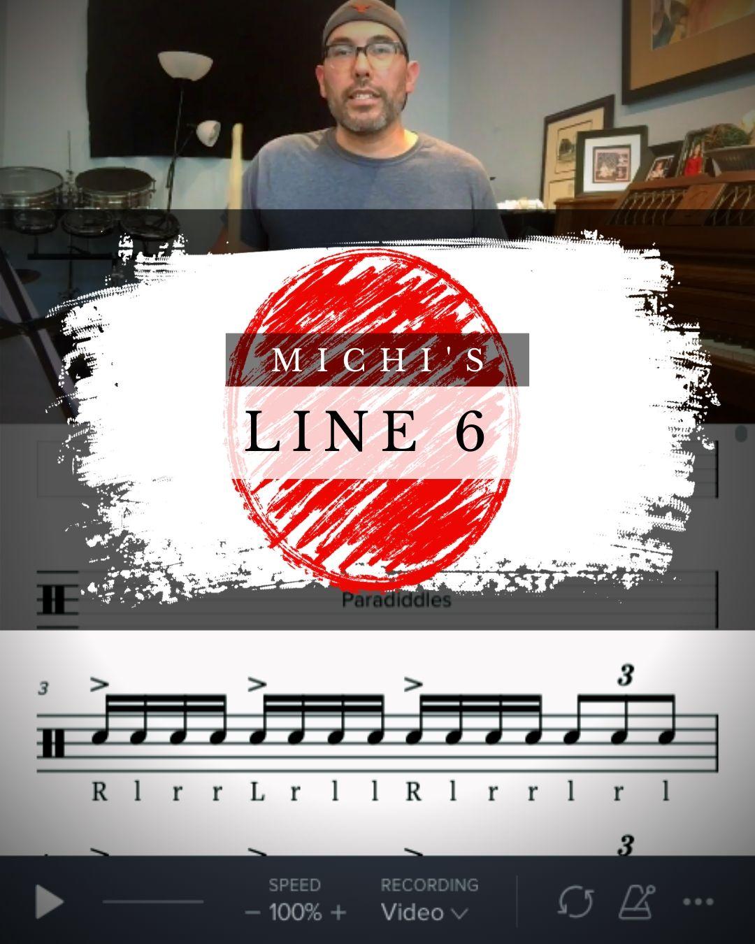 Variations Line 6