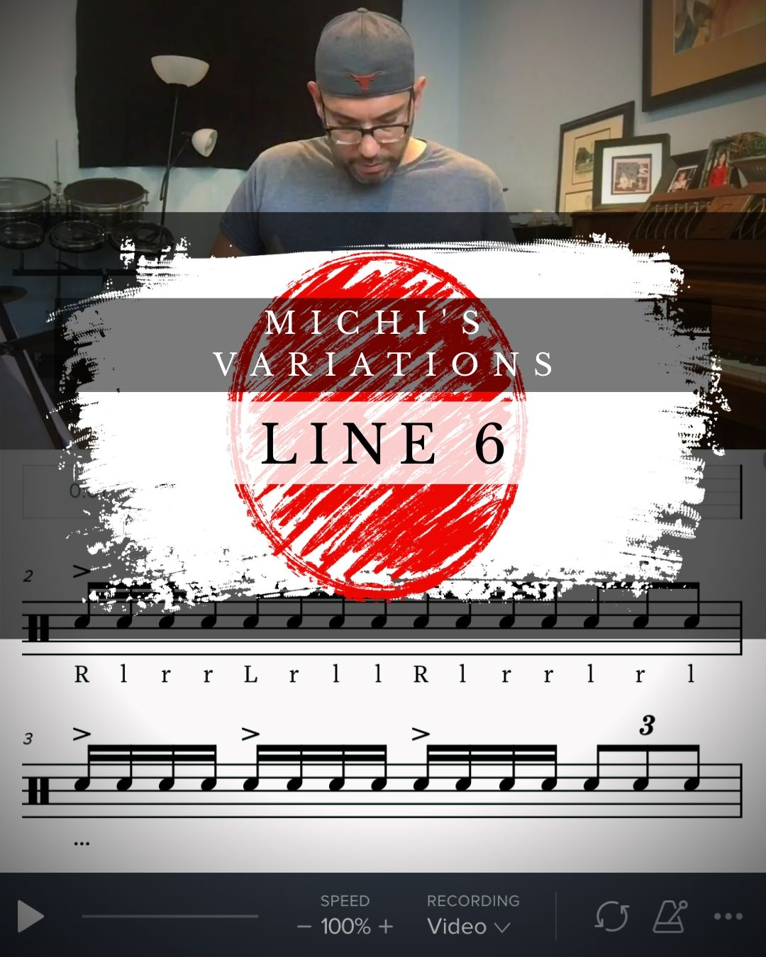 Michi's Variations Line 6