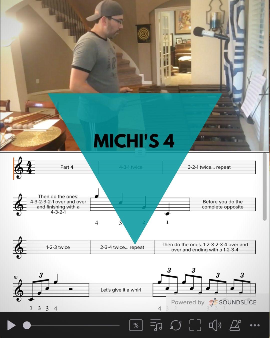 Michi's #4