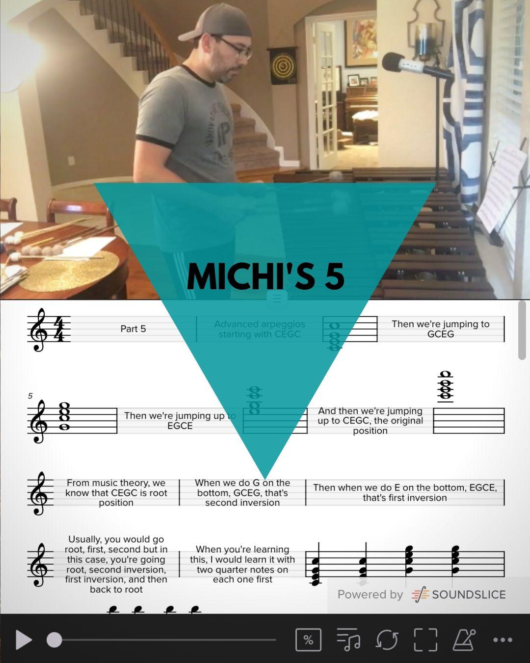 Michi's #5