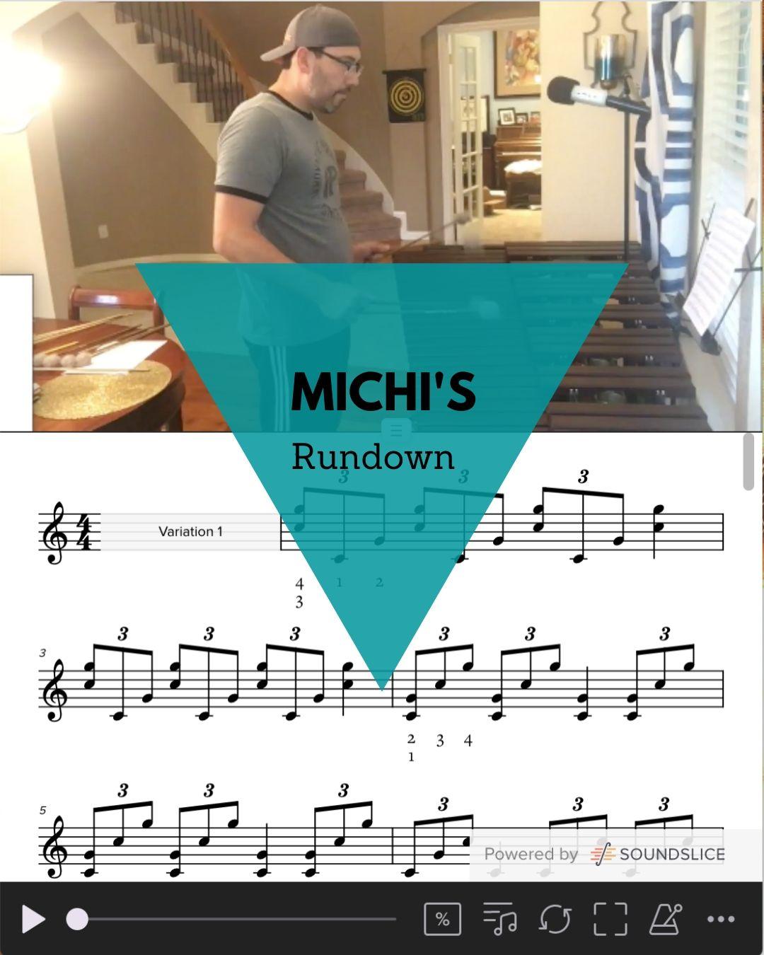 Michi's #1 - #5