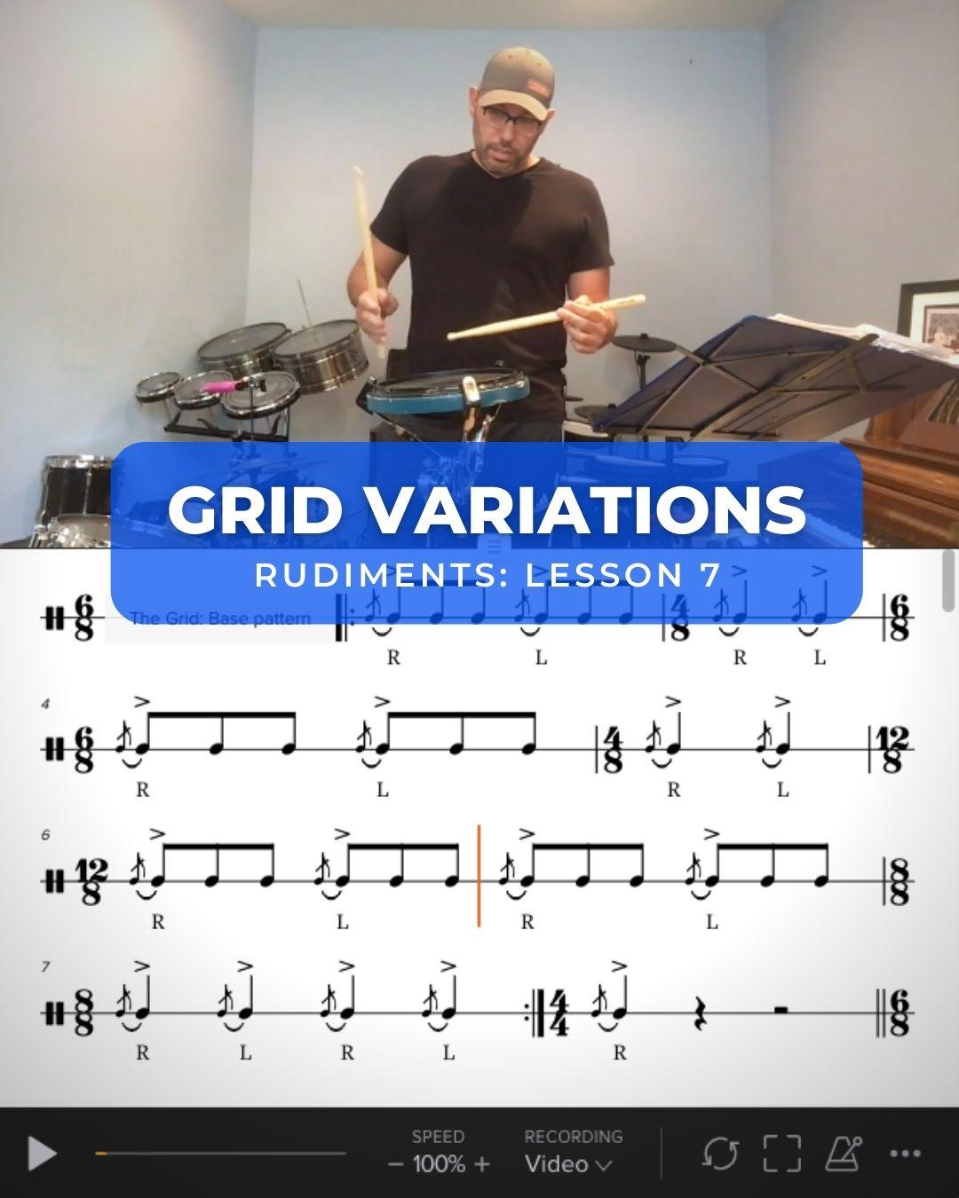 Grid Variations