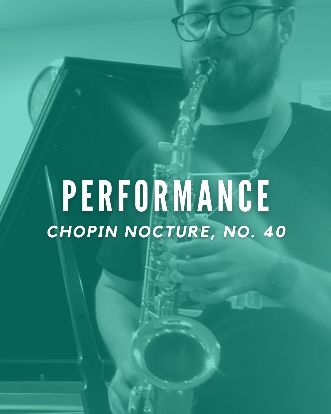 Chopin Nocturne, No. 20