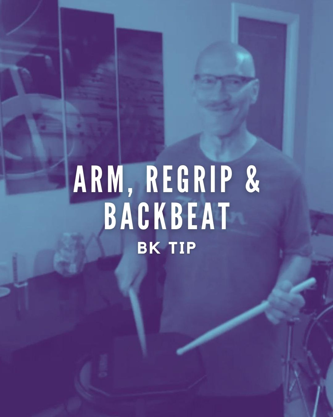 Arm, Regrip & Backbeat