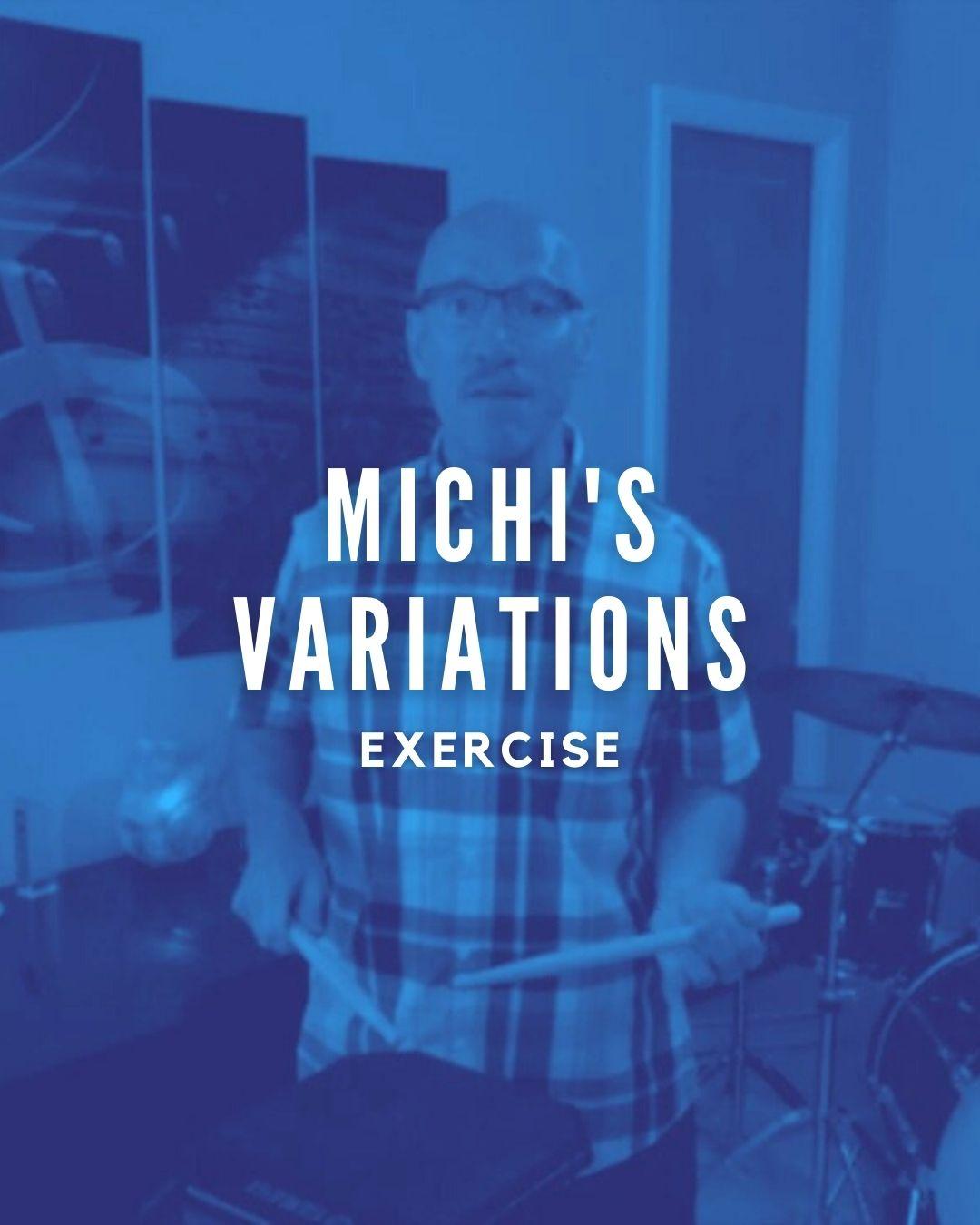 Michi's Variations