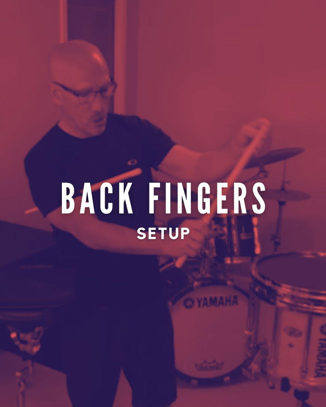 Back Fingers