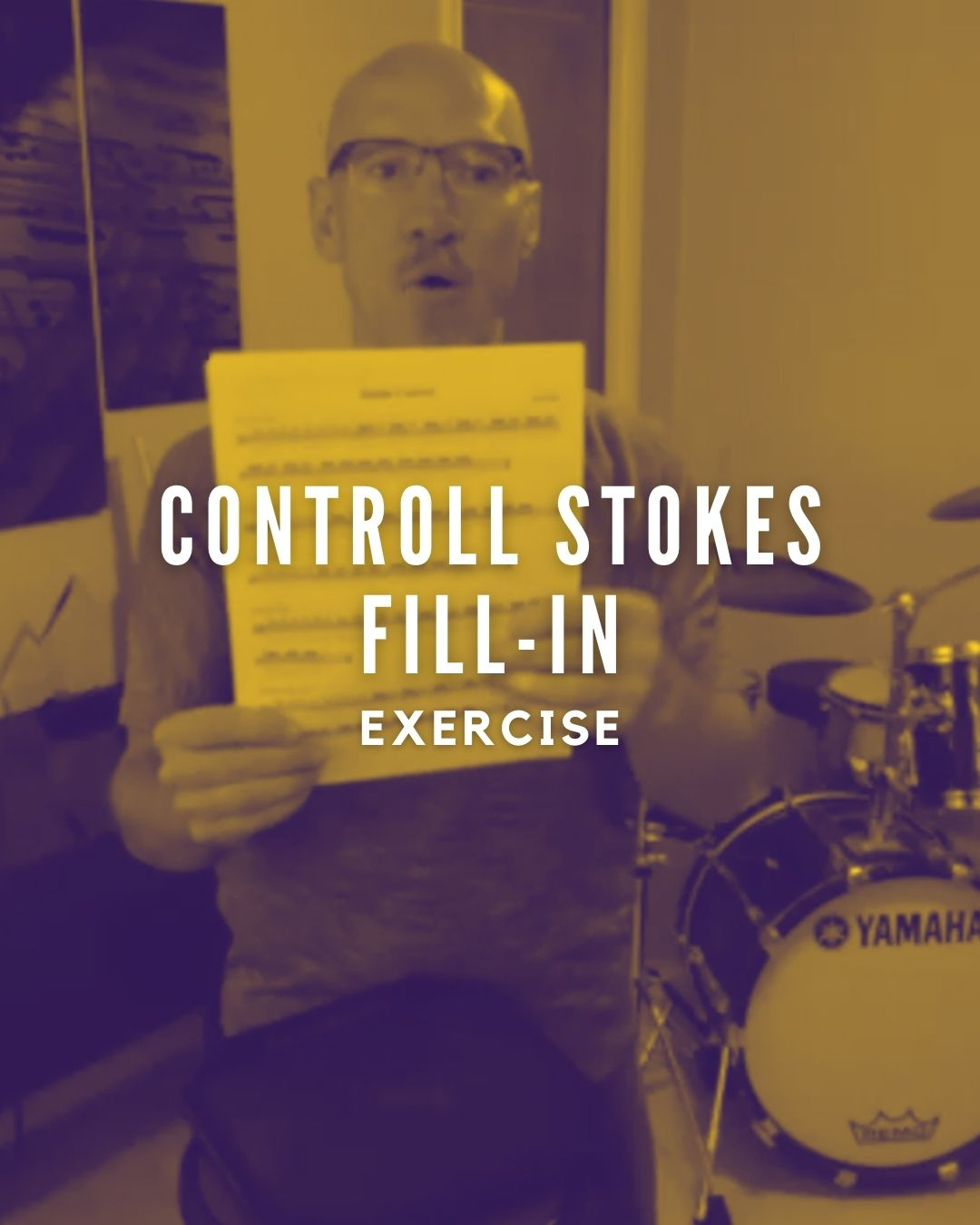 Control Strokes Fill-in