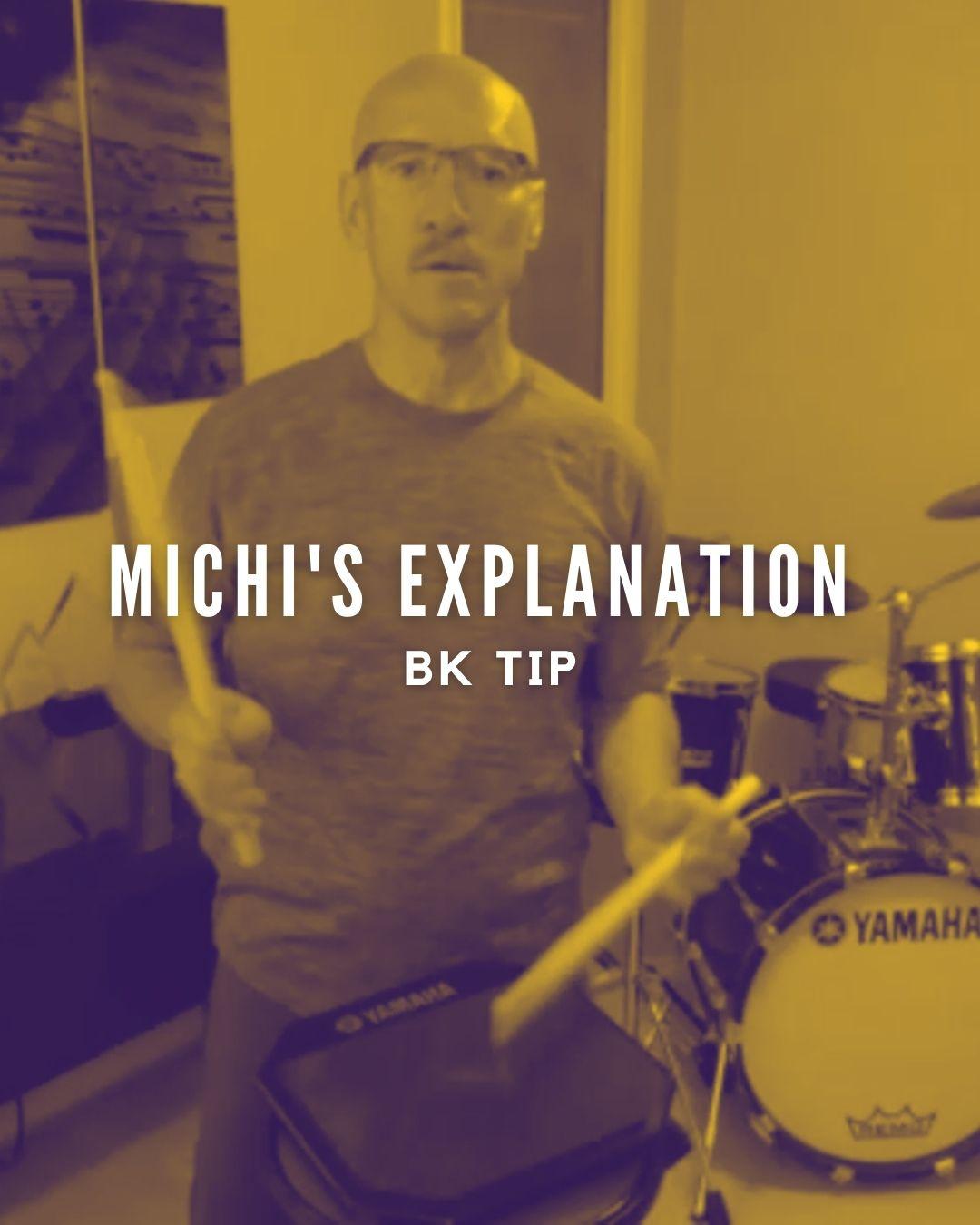 Michi's Explanation