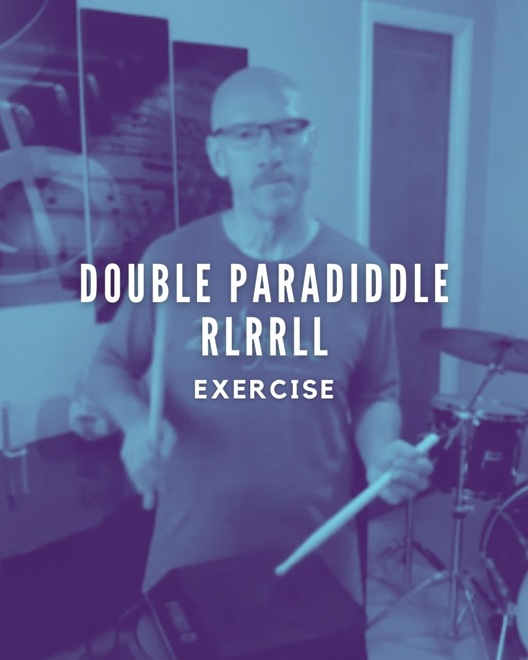 Double Paradiddle RLRRLL