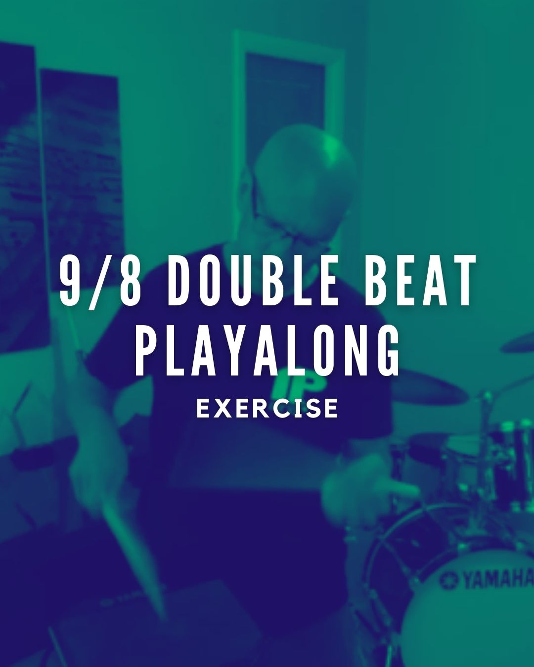 9/8 Double Beat Playalong