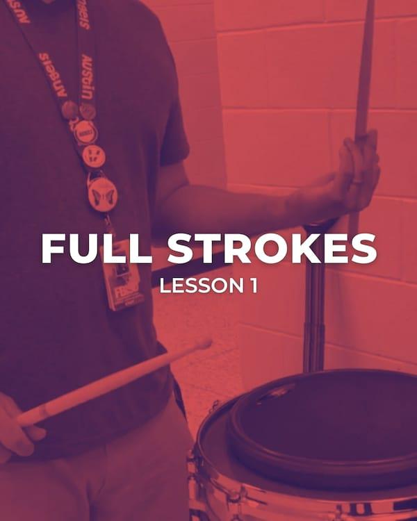 Full Strokes