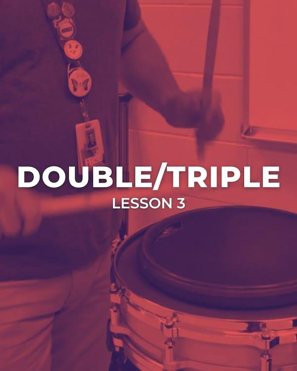Double/Triple