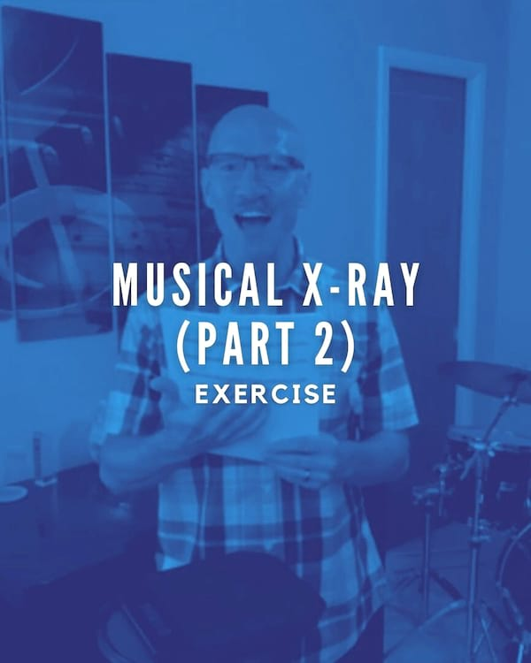 Musical X-ray Pt. 2