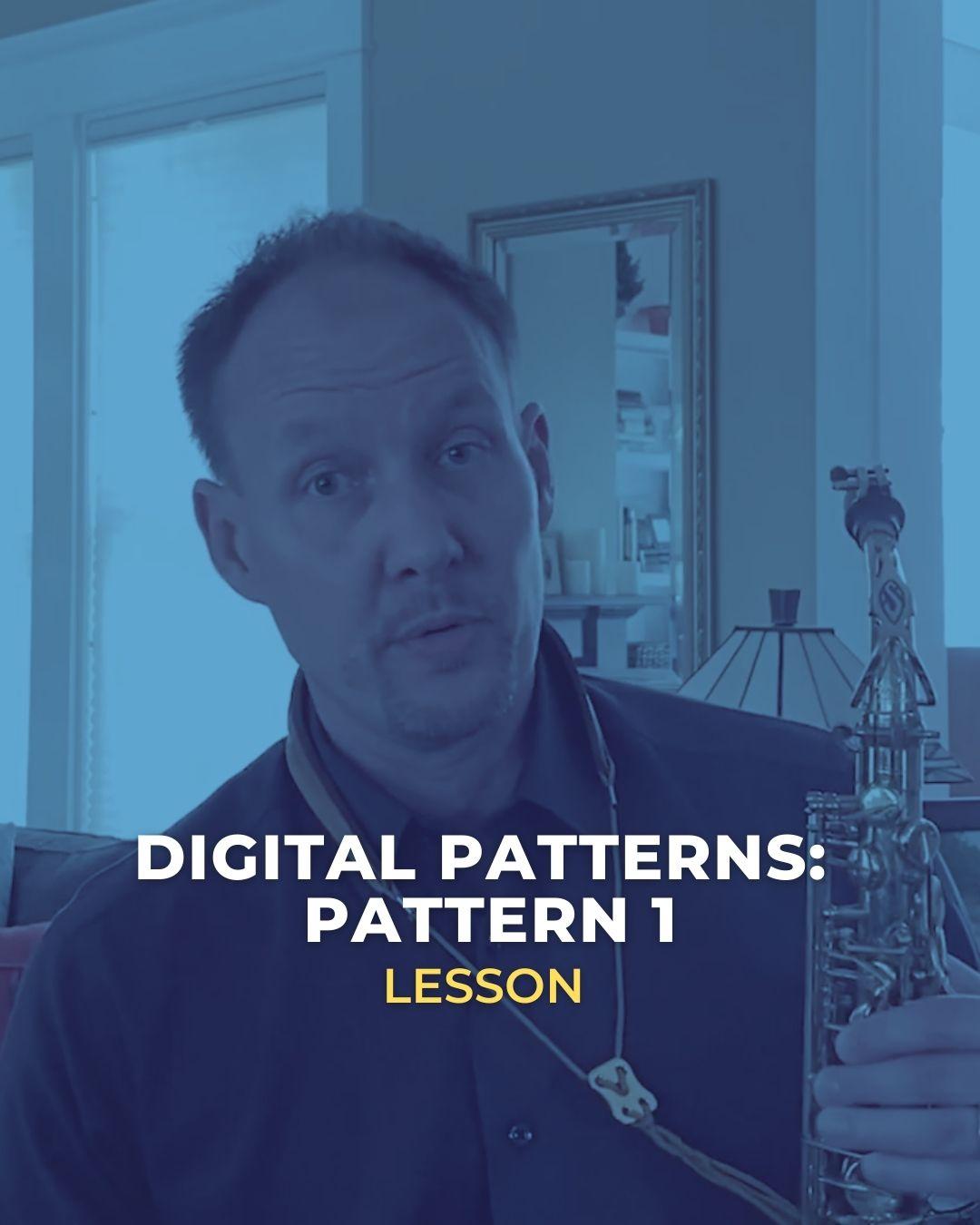 Digital Pattern 1