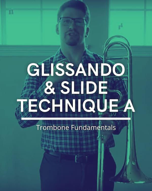 Glissando & Slide Technique A
