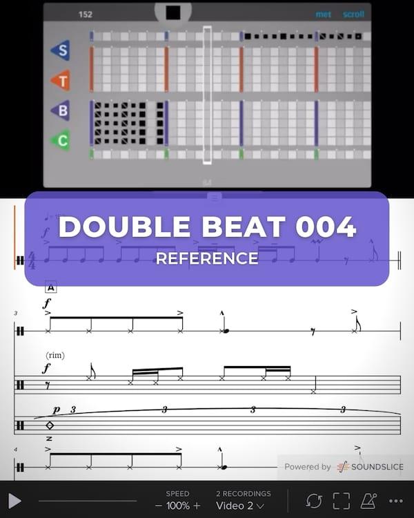 Double Beat 004