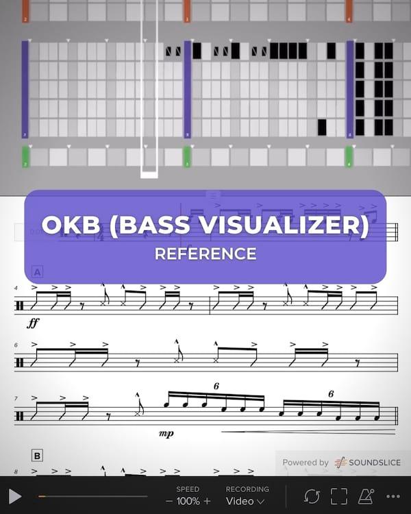 OKB Bass Visualizer