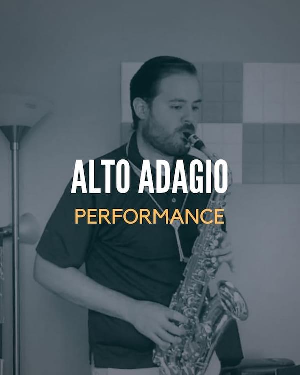 Alto Adagio