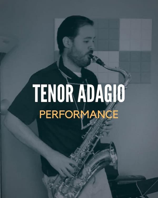 Tenor Adagio