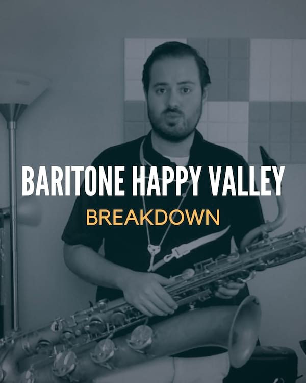 Baritone Happy Valley