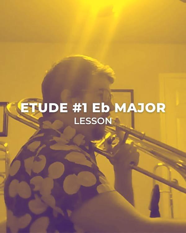 Etude #1 Eb Major