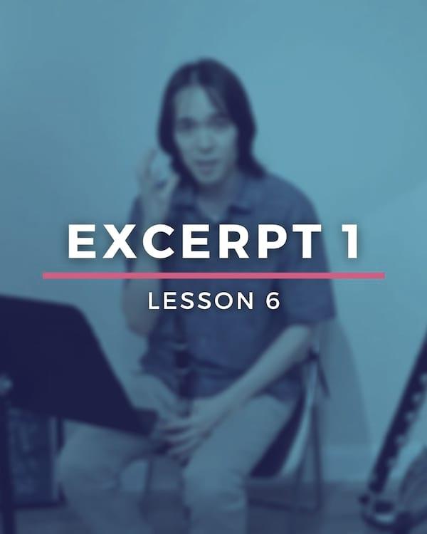 Excerpt 1 - Part 6
