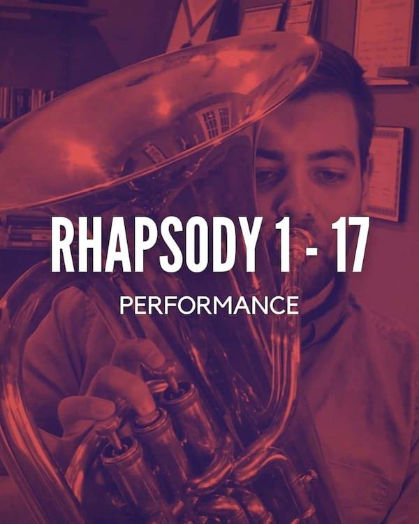 Rhapsody 1-17
