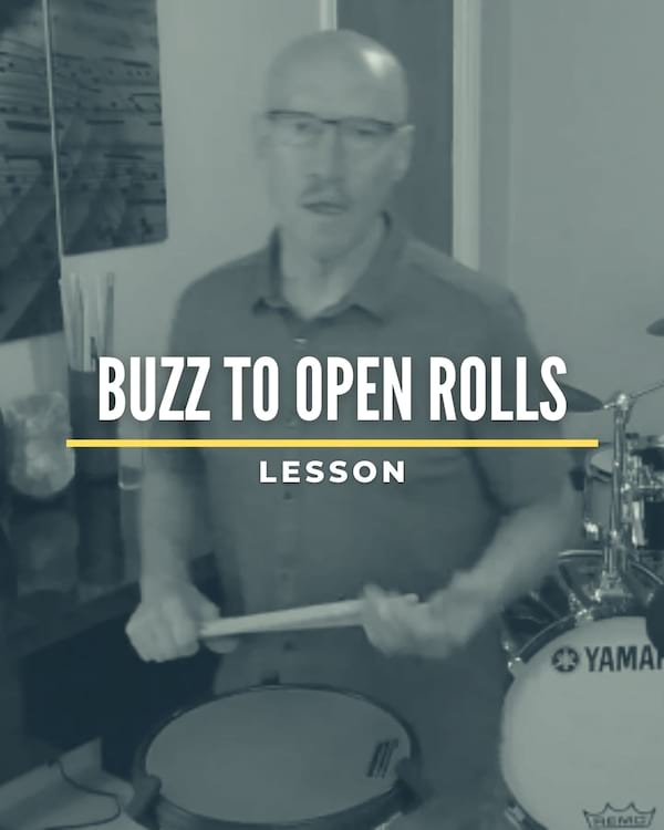 Buzz to Open Rolls