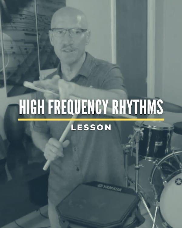 High Freq. Rhythms
