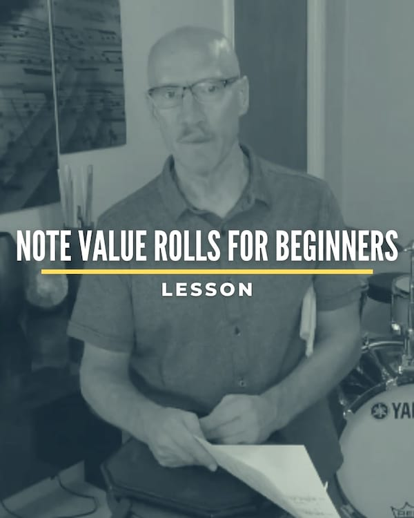 Note Value Rolls