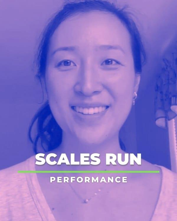 Scales Run
