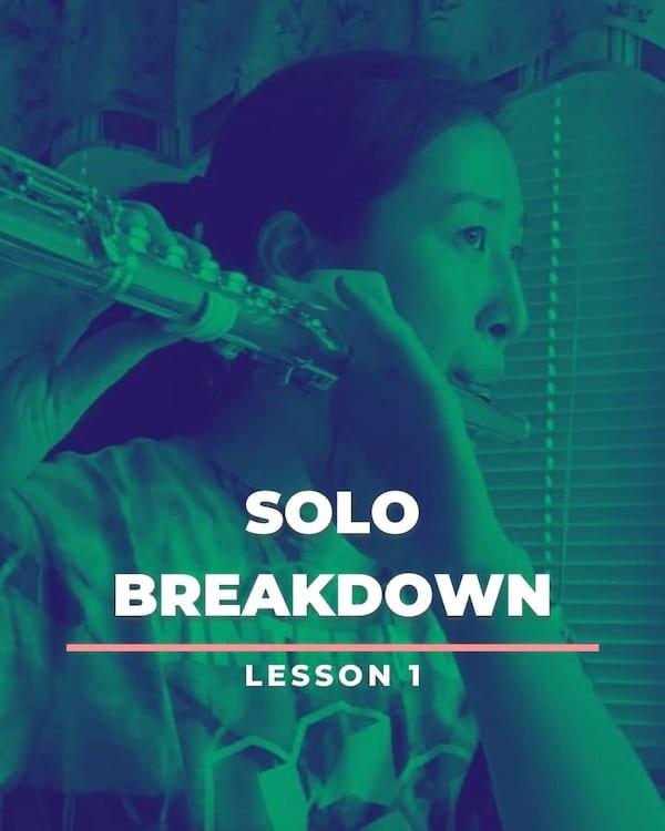 Solo Breakdown