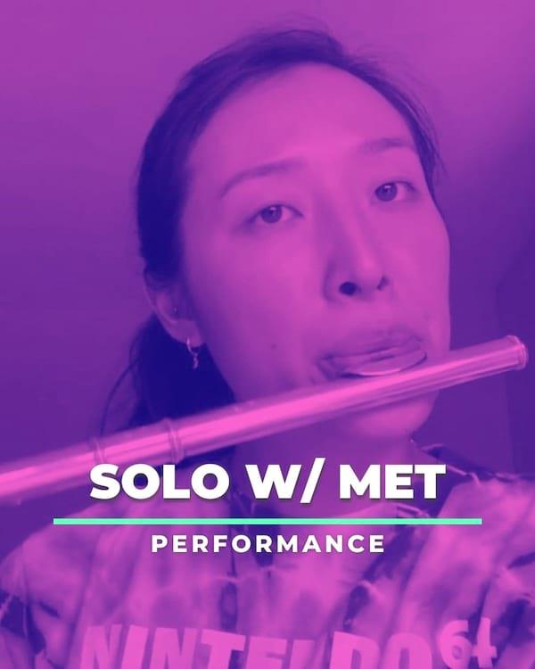 Solo w/ Met
