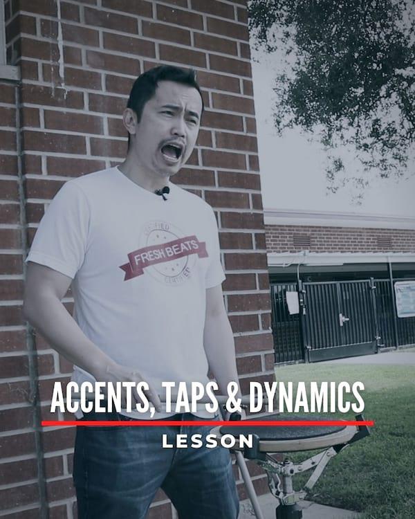Accents, Taps & Dynamics