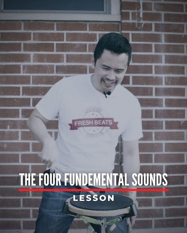 The 4 Fundamental Sounds