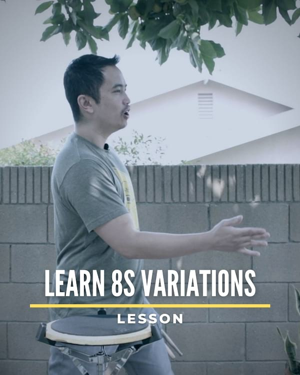 Learn 8s Variations